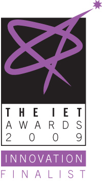 The IET Awards 2009 Innovation Finalist