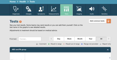 testspage